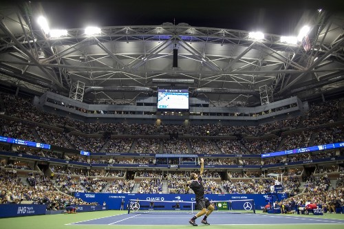 Top Pictures from the US Open