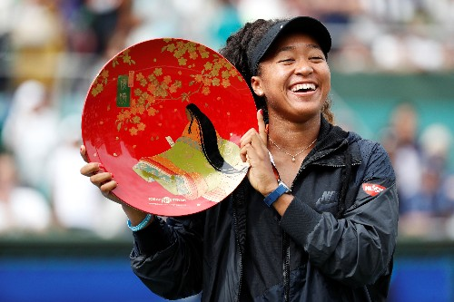Osaka returns to winning ways with Pan Pacific Open crown