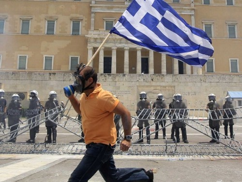Here's what happens if Greece is forced out of the euro