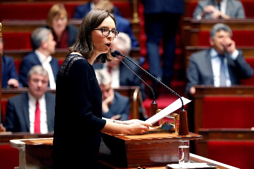 RPT-Union: Le candidat français à la CE connu cette semaine, dit Montchalin