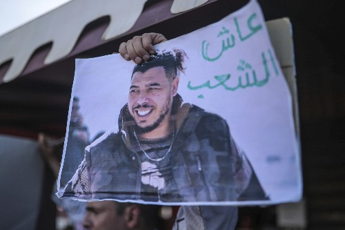 Moroccan YouTuber sentenced to prison, journalist detained