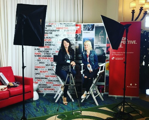 Flipboard at Mom 2.0 Summit 2017: Demos, Videos and More