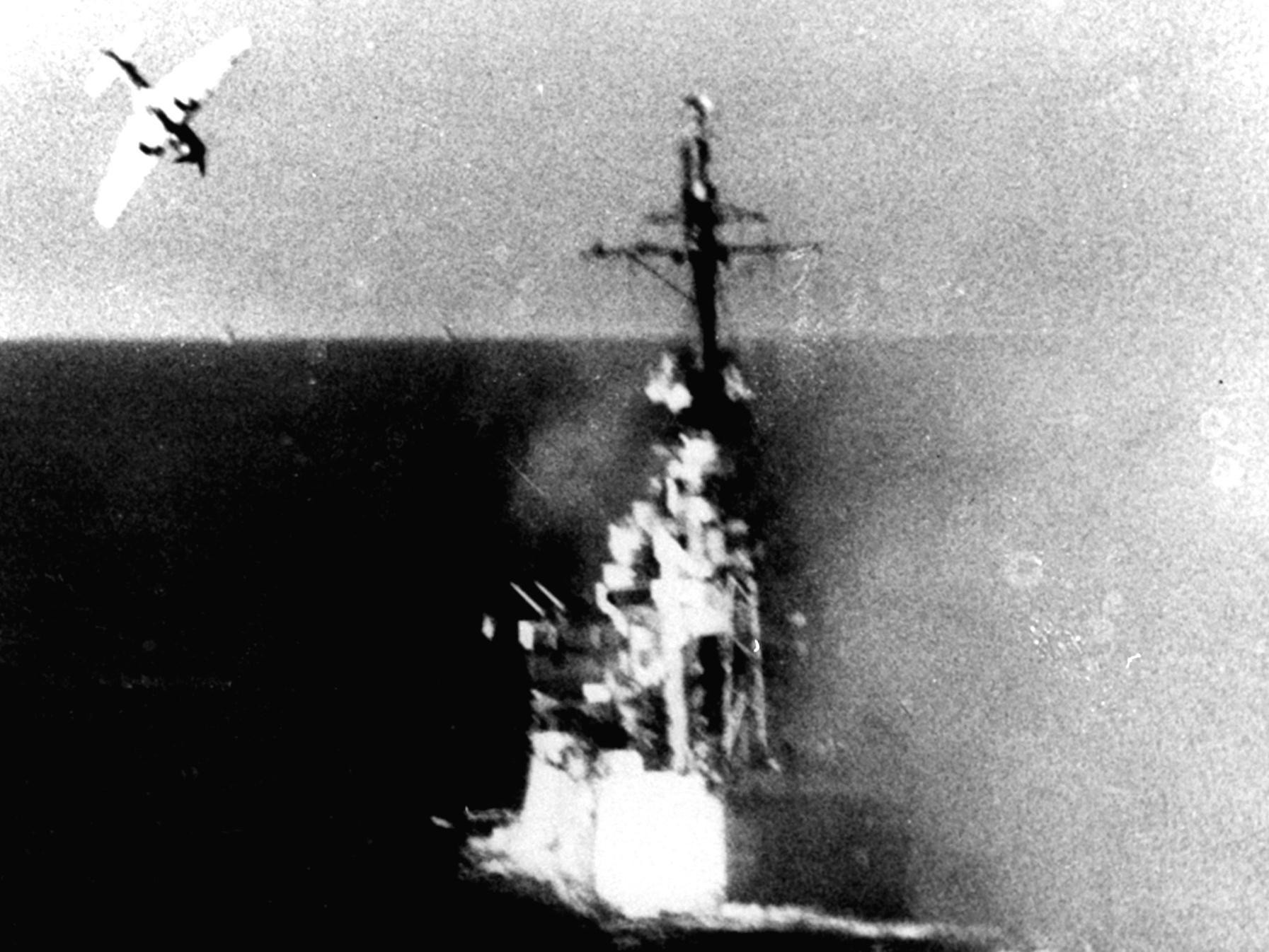 The last kamikaze: two Japanese pilots tell how they cheated death