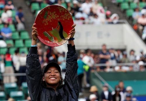 Tennis: Osaka returns to winning ways with Pan Pacific Open crown