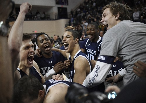 Copeland, Yale beat Harvard for Ivy League title, NCAA berth