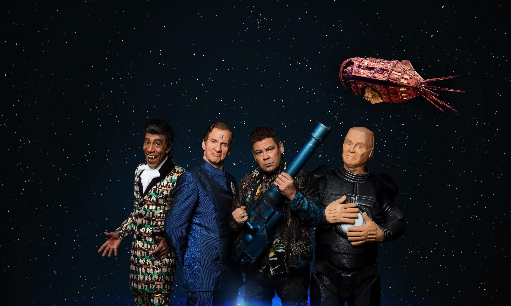 28 years a smeghead: back in deep space with the Red Dwarf crew