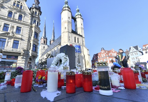 German police lost Halle gunman for an hour, lawmakers say