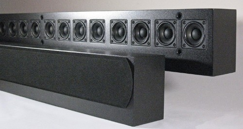Right-Ear/Left-Ear Technologies One Bar: A Surround Sound System With A Single Soundbar