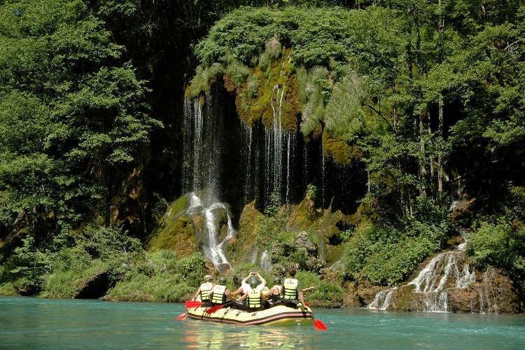 Go wild in Montenegro: top outdoors and adrenaline activities