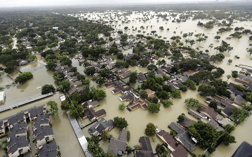 The Week In Review: Hurricane Harvey Devastates Texas