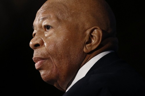 Cummings recalled as powerful orator who took on White House
