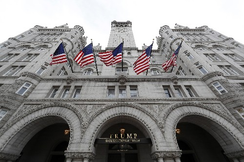 Trump lawyer seeks to send emoluments case to appeals court