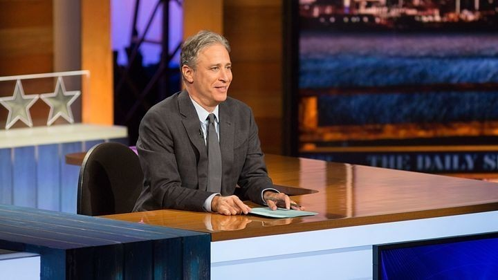 Hear Jon Stewart's Hilarious, Food-Themed 'Daily Show' Exit Interview