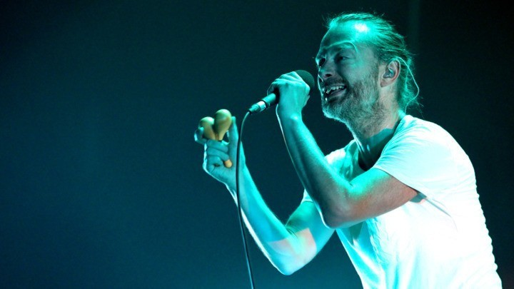 Thom Yorke Drops Surprise New Album 'Tomorrow's Modern Boxes'