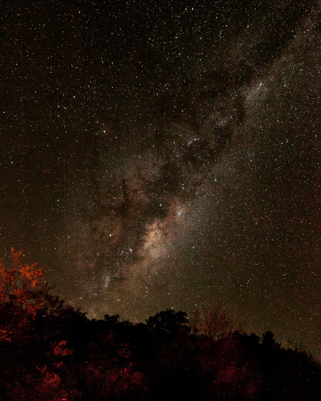 Rochester Project pic of the Milky Way - NSW Australia