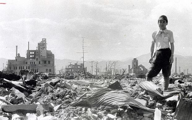 Hiroshima: 70 years on, one survivor remembers the horror of the world's first atomic bombing