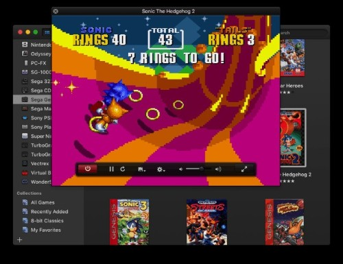 OS X's ultimate old-school game emulator just received a huge update