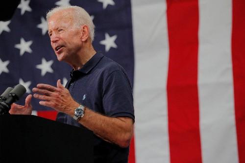 Joe Biden compares Trump to segregationist George Wallace