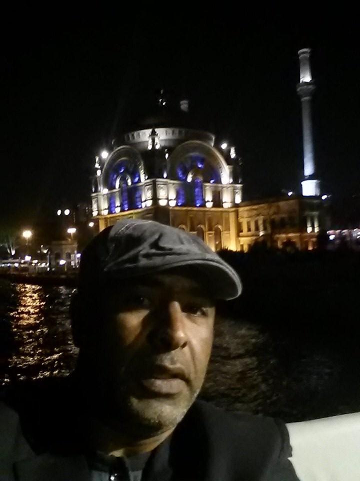 جمال الليل في اسطنبول