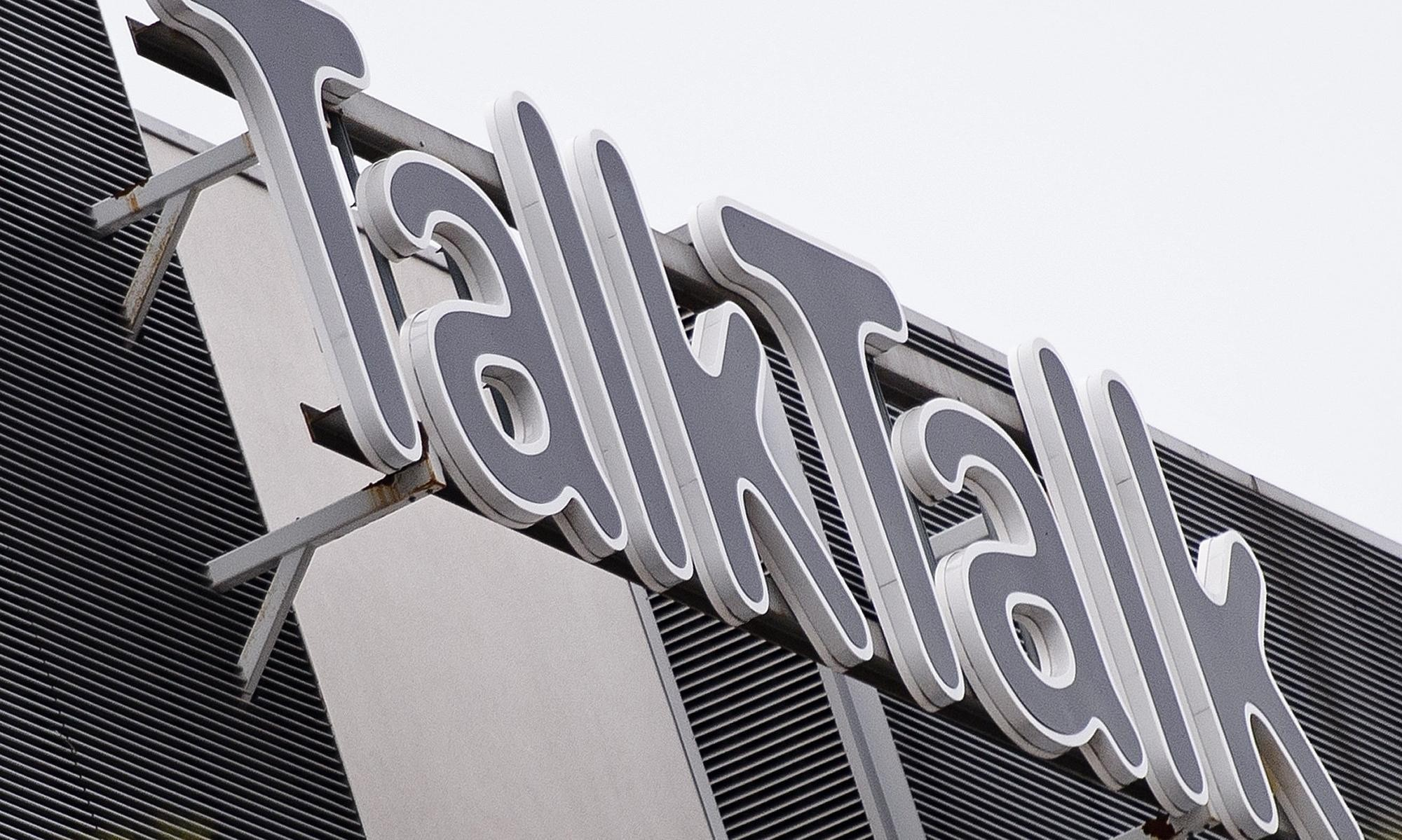 TalkTalk says hackers accessed fraction of data originally thought