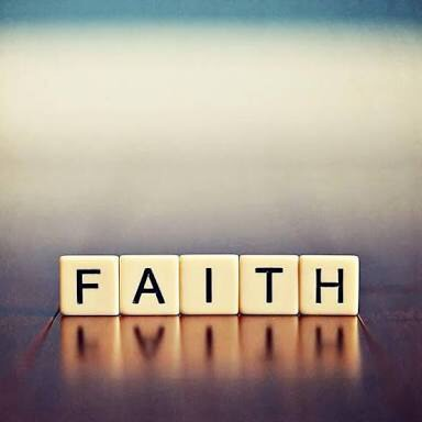 Enables people to believe in God and all that Jesus has revealed. Without the faith in not possible to relate closely with god