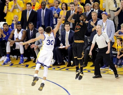 Cavaliers Win NBA Title: Pictures