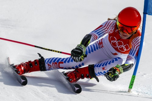 It All Happened On the Mountain on Day 6 in PyeongChang: Pictures