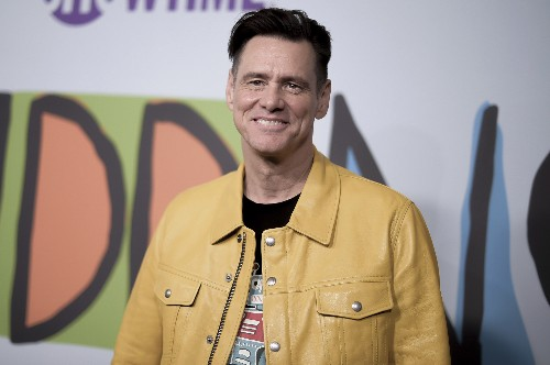 A literary guy: Jim Carrey novel scheduled for next May
