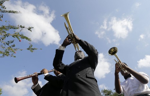 New Orleans Marks 10th Anniversary of Hurricane Katrina