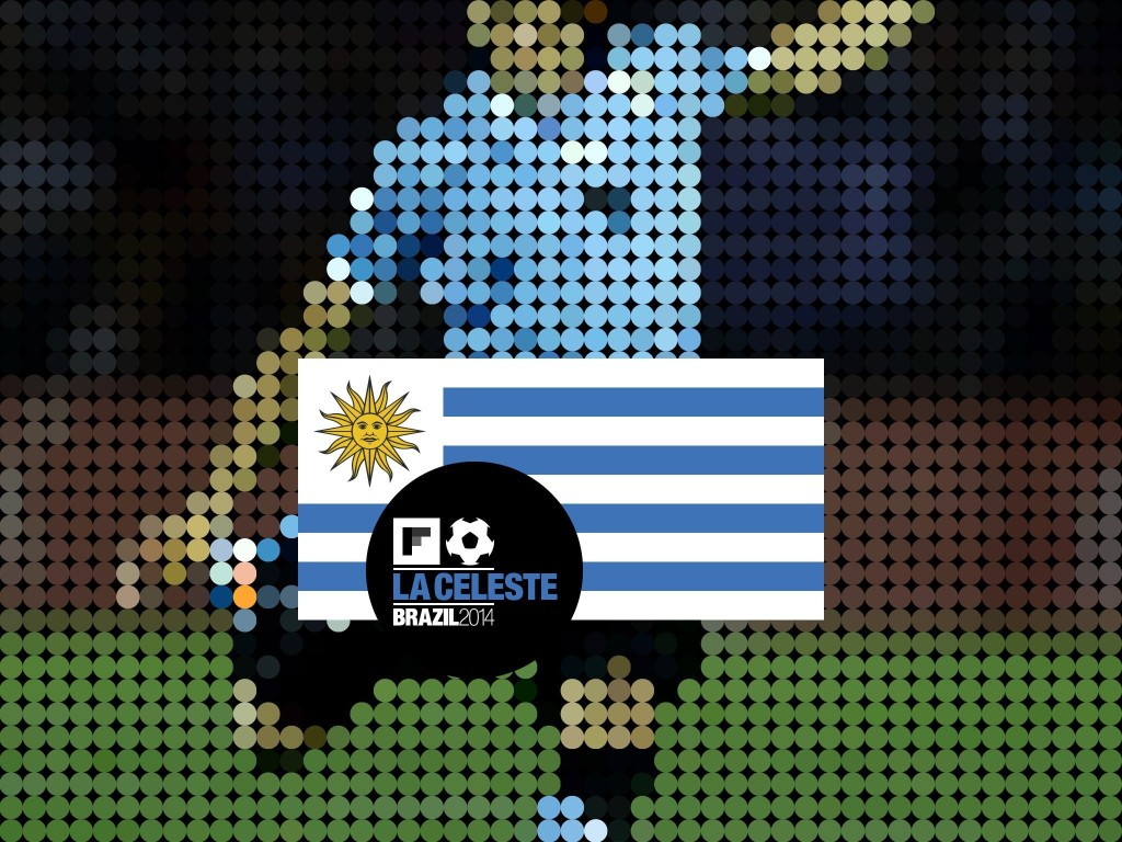 Uruguay: World Cup 2014 - cover