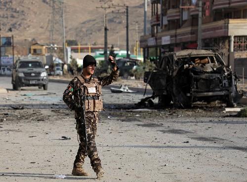 Car bomb explosion kills seven in Afghan capital