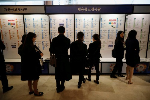 Labor pains: Japanese jobs for South Korean graduates dry up amid trade row