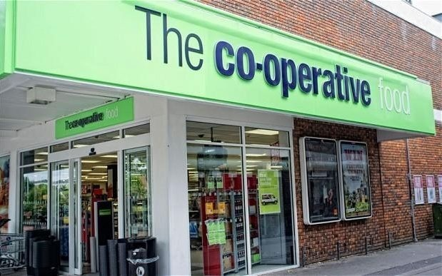 Co-op profits slump on pay hikes and price cuts