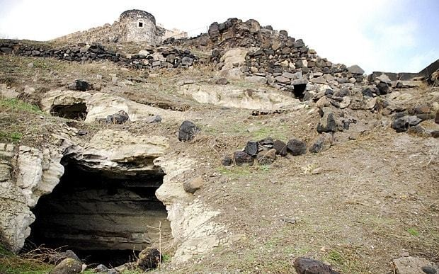 Labyrinth of tunnels of Turkish ancient underground city revealed