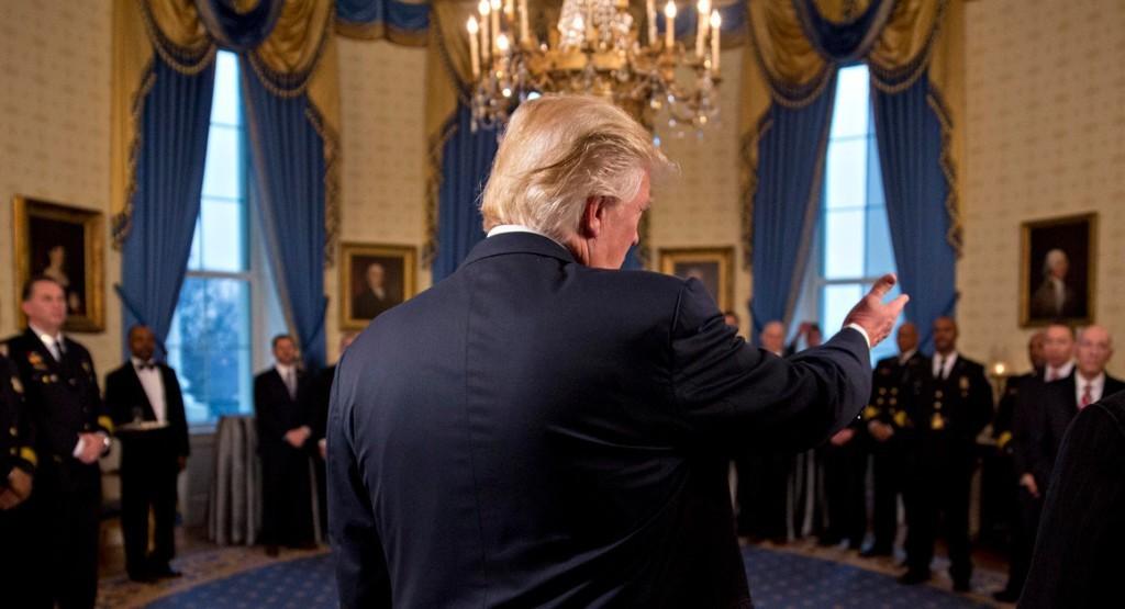 Trump's Yuge Week One