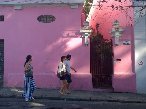 The Streets of Rio in Pictures