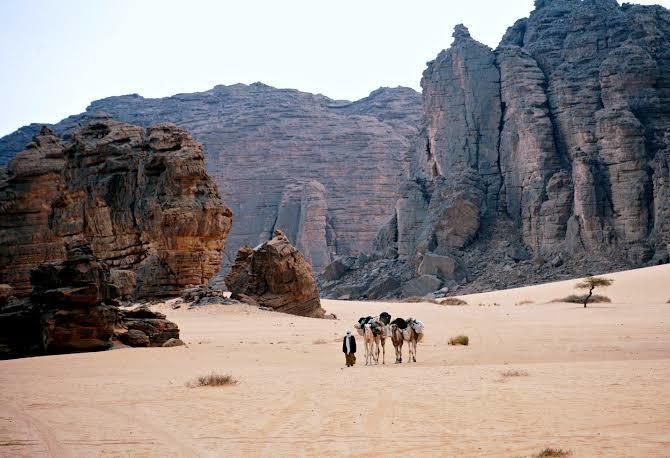 Hoggar tassili, beautiful pic,Algeria