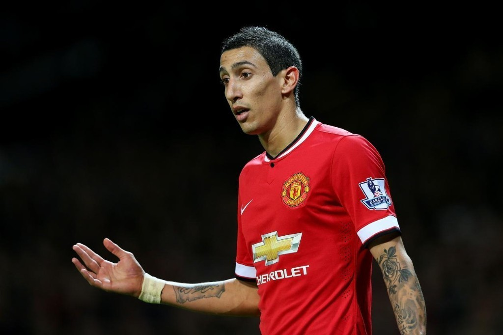 Angel Di Maria Injury: Updates on Manchester United Star's Pelvis and Return