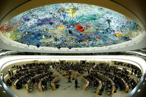 States are flouting right to encrypted messaging: U.N. expert