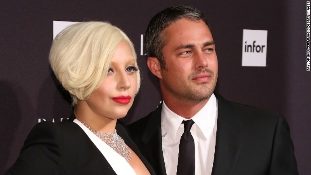 Lady Gaga announces engagement