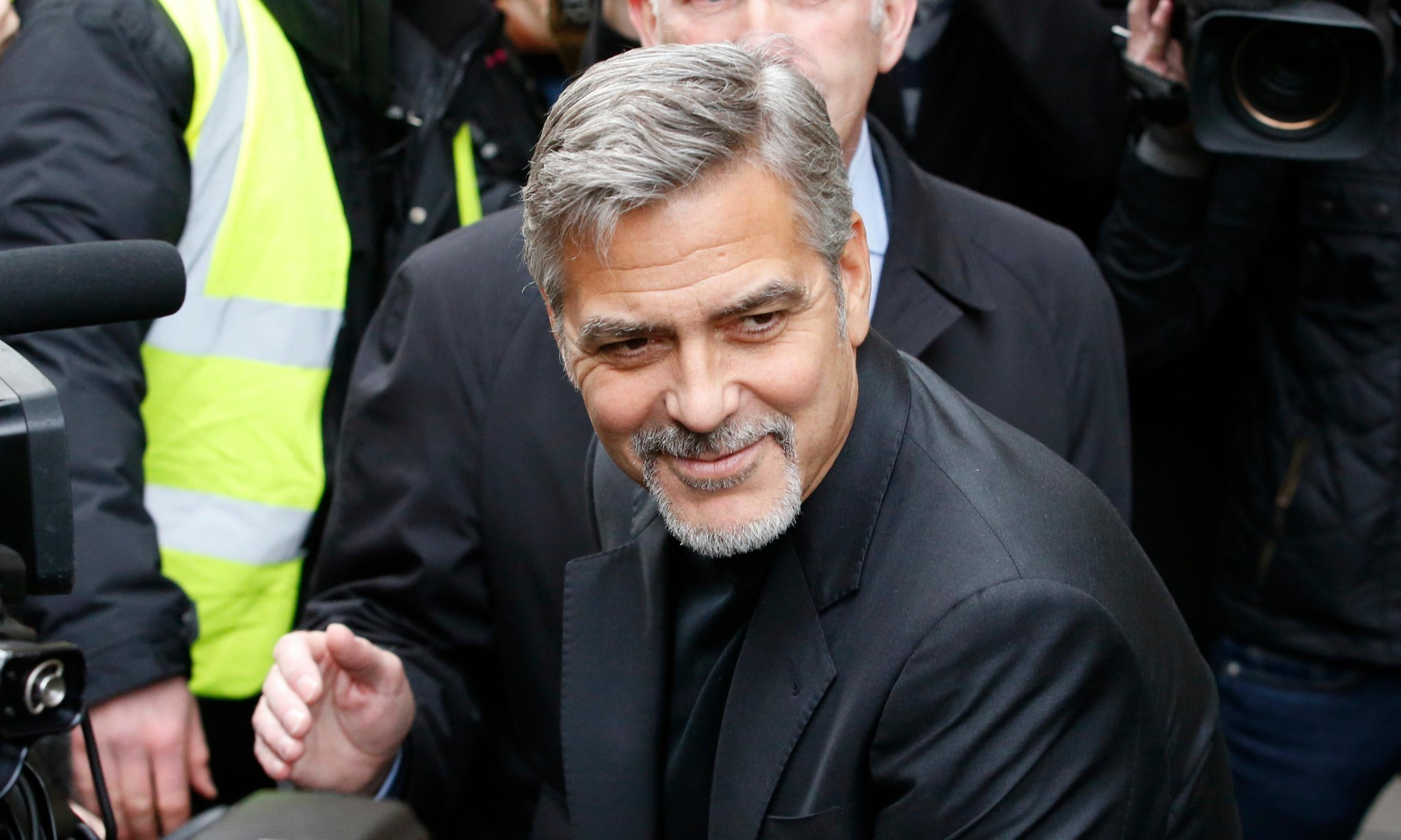 George Clooney says the Oscars are moving backwards on diversity