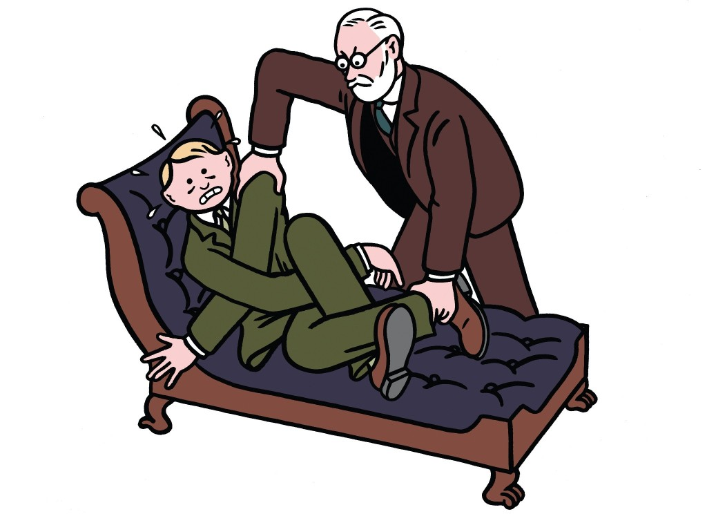 Therapy wars: the revenge of Freud