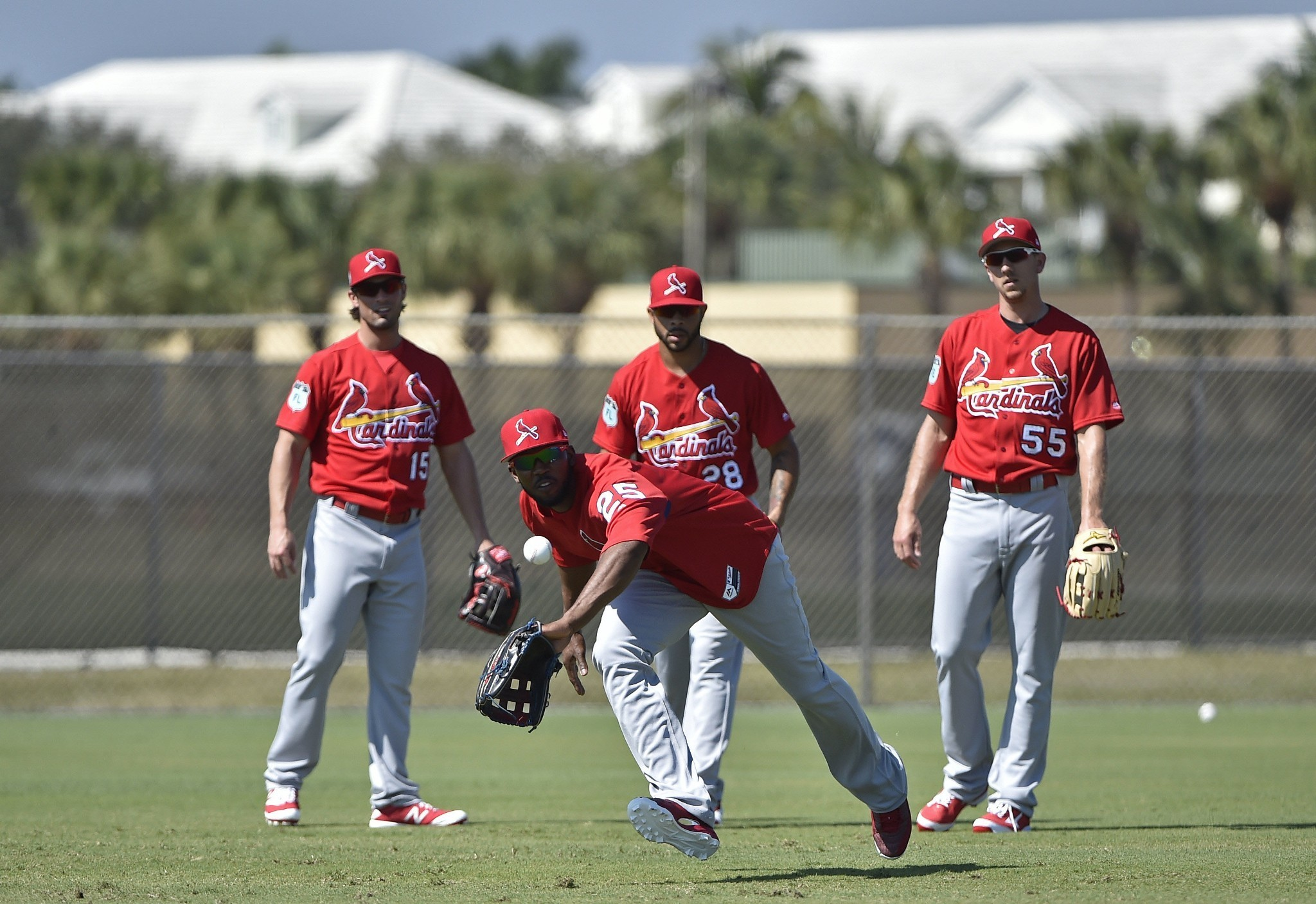 Cardinals' Dexter Fowler expresses disappointment over Trump's travel ban
