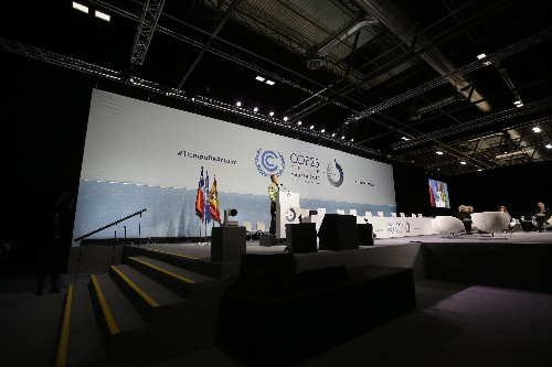 Thunberg accuses leaders of 'creative PR' at climate talks