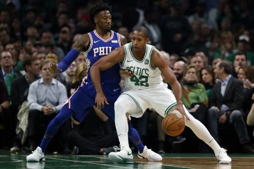 Tatum, Celtics cruise past Sixers in opener