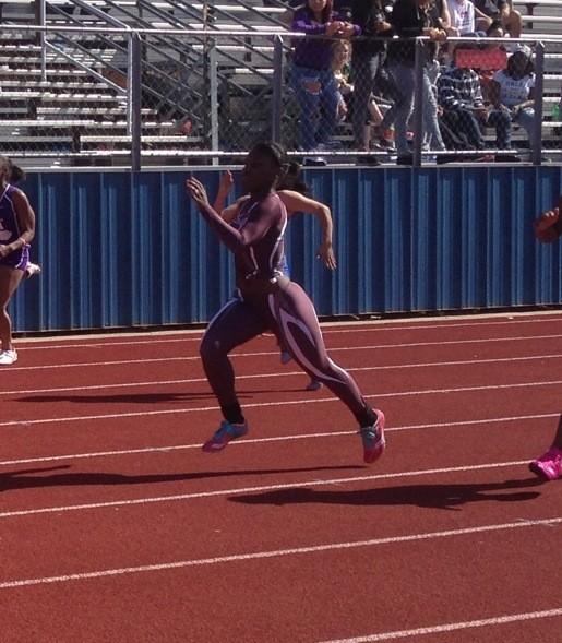 Track meet 2-22-14