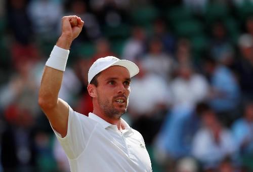 Factbox: Novak Djokovic vs Roberto Bautista Agut