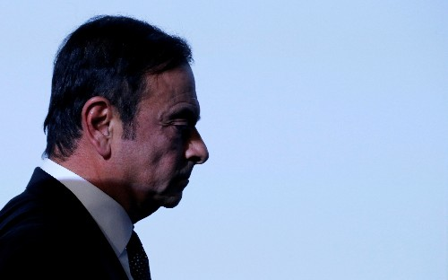Prosecutors indict Nissan, Ghosn, reports say as focus on CEO role