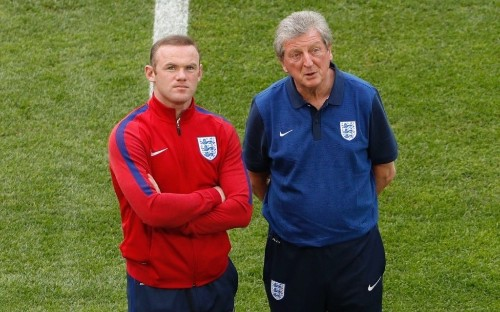 England vs Slovakia: Wayne Rooney move to midfield had to happen because youngsters I've got up front so fast and fit