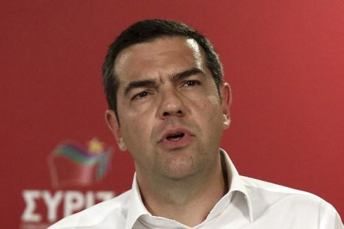 Mercados griegos al alza tras llamado de adelantar elección
